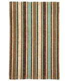 RugStudio presents Classic Home Bermuda Stripe Metro 300-7413 Sisal/Seagrass/Jute Area Rug